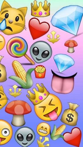 Free Download Artificial Emoji Iphone Wallpapers Click On