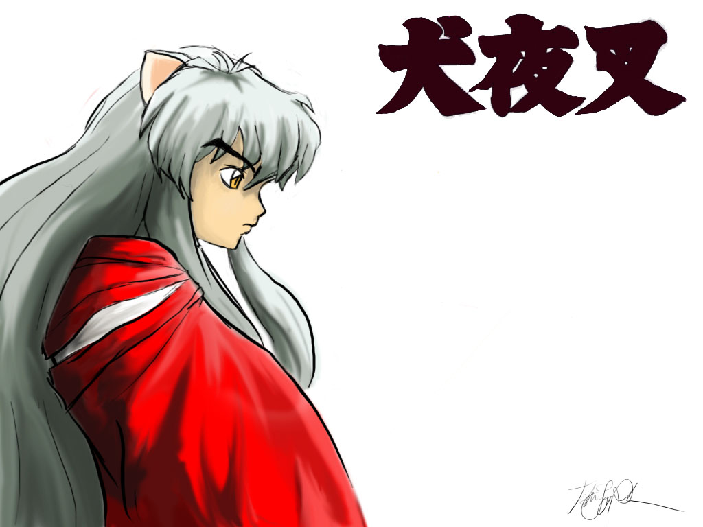inuyasha wallpaper hd wallpapersafari