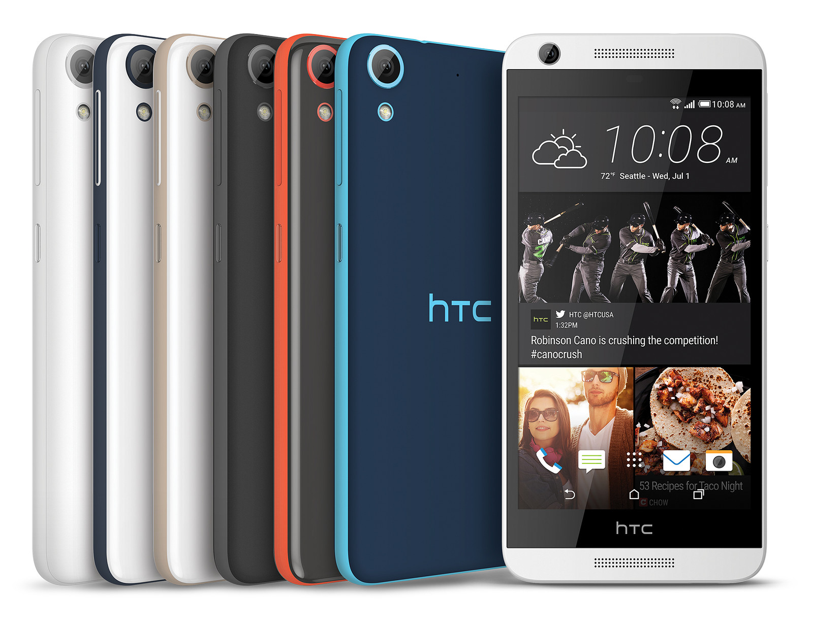 HTC Desire 626s, Samsung Galaxy Grand Prime, and Core Prime head to T ...