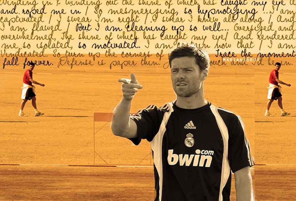Footballer Xabi Alonso Wallpaper   Football HD Wallpapers 1000x678