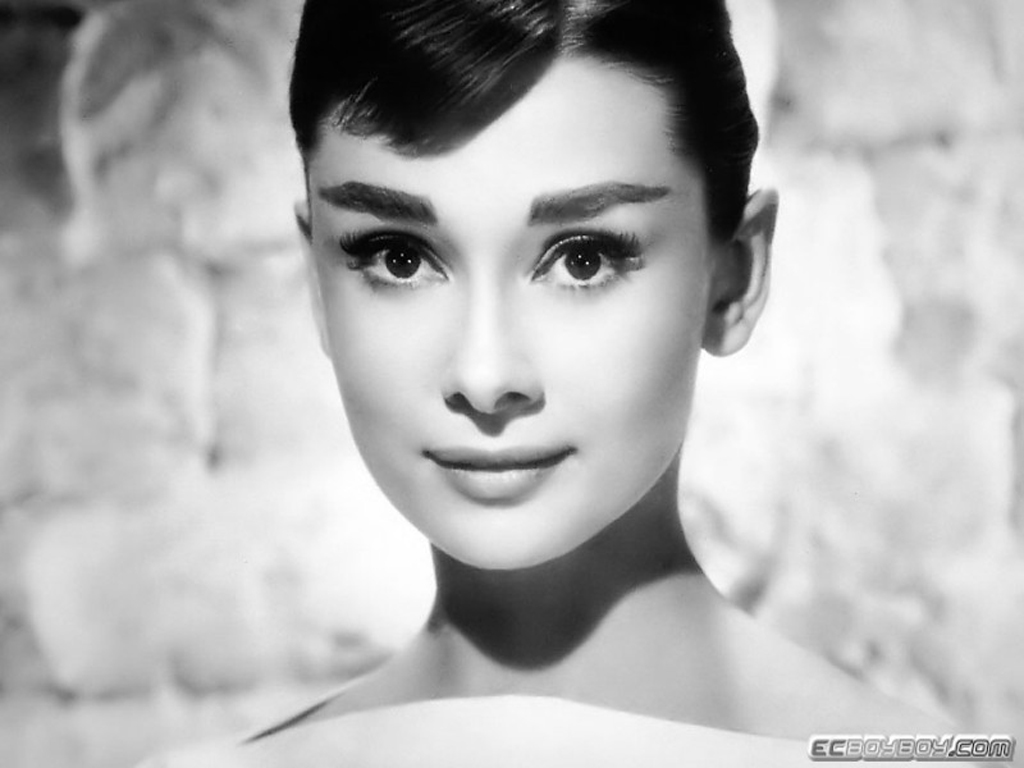 Audrey Hepburn Wallpapers 1024x768 1024x768