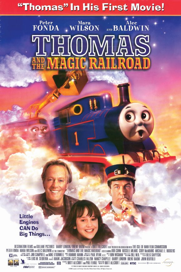 Thomas And The Magic Railroad Movie Wallpapers 97 images in 580x871