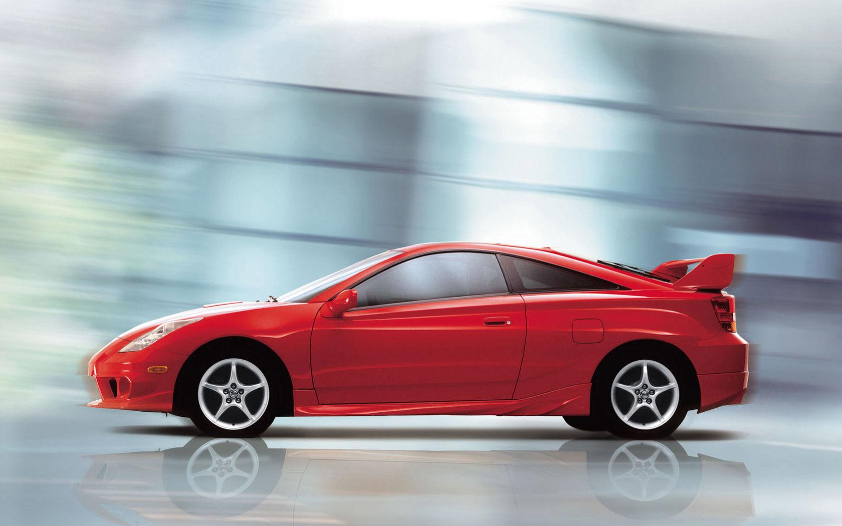 Celica Toyota Celica Desktop Wallpapers Widescreen Wallpaper 1680x1050