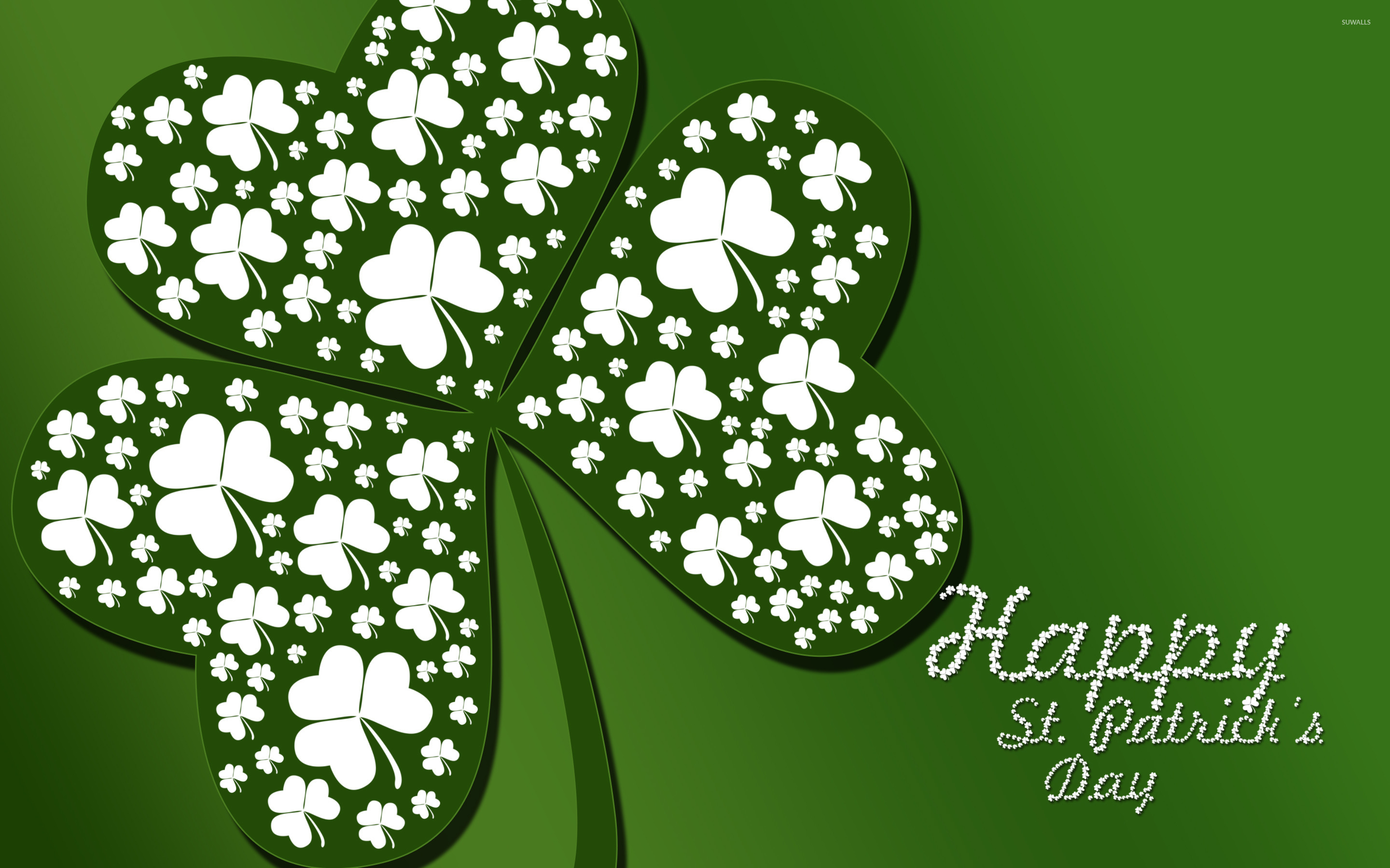 St Patricks Day wallpaper   Holiday wallpapers   39523 2880x1800