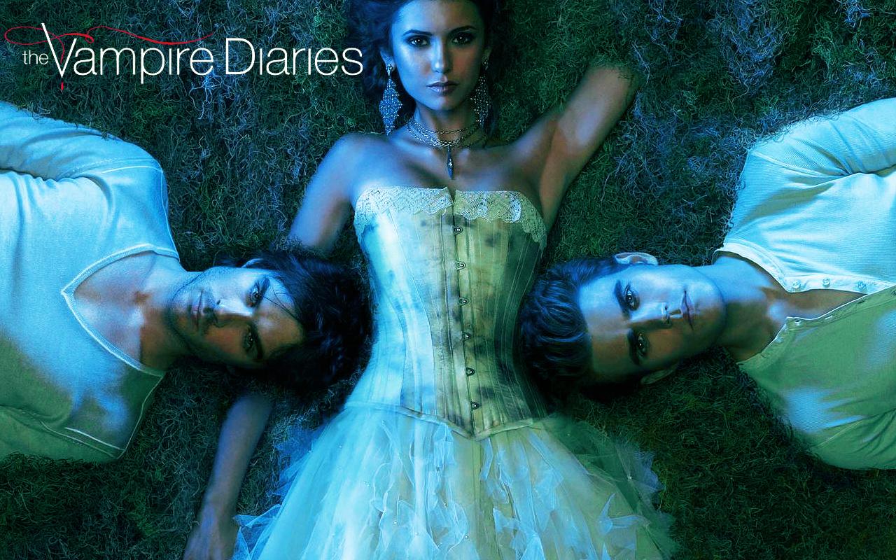 Vampire Diaries Wallpaper   The Vampire Diaries TV Show Wallpaper 1280x800