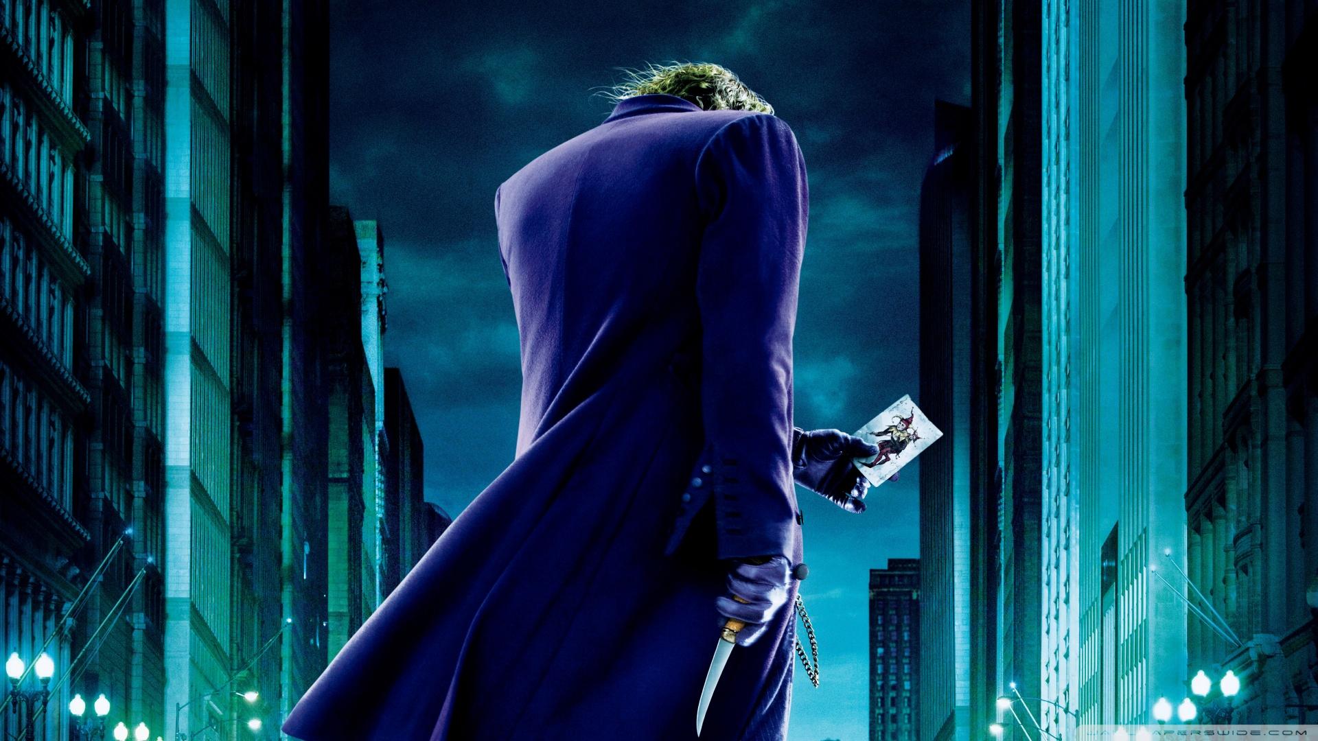 75 Joker The Dark Knight Wallpaper On Wallpapersafari