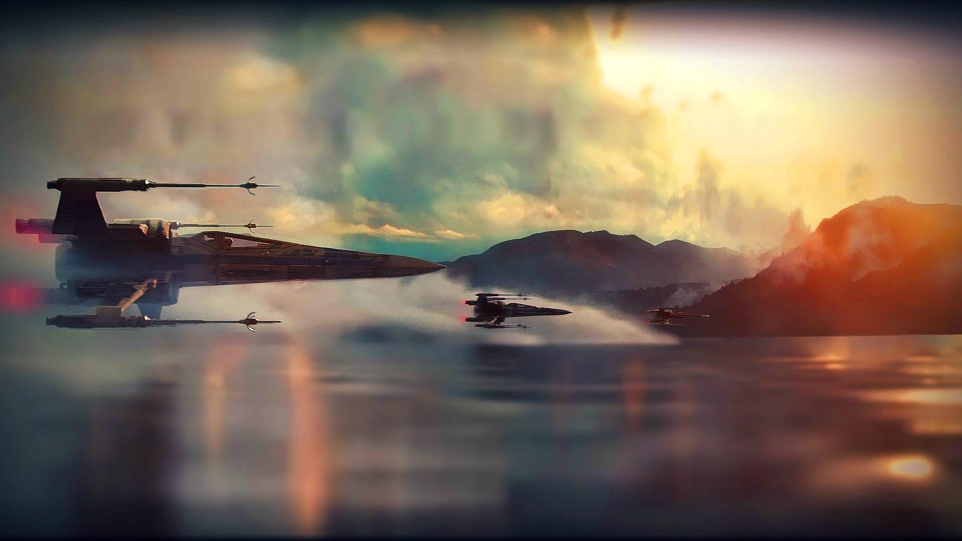 Filme   Star Wars Episode VII The Force Awakens Wallpaper 1920x1080