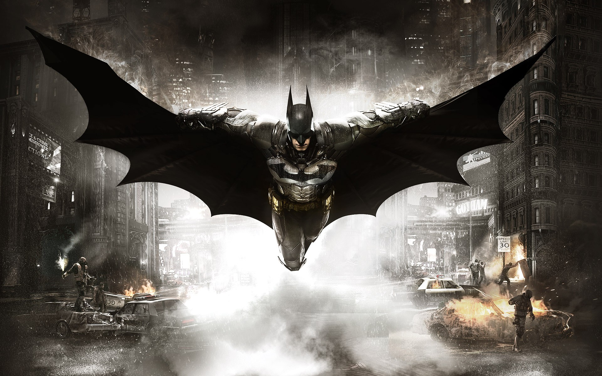 Batman Arkham Knight Wallpapers HD Wallpapers 1920x1200