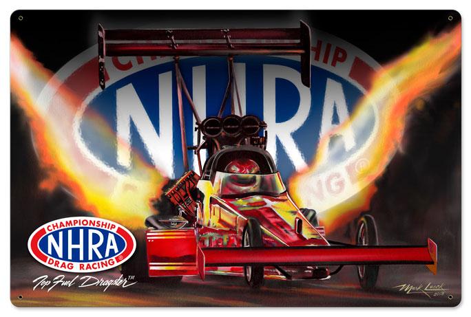 NHRA Top Fuel Drag Racing 684x461