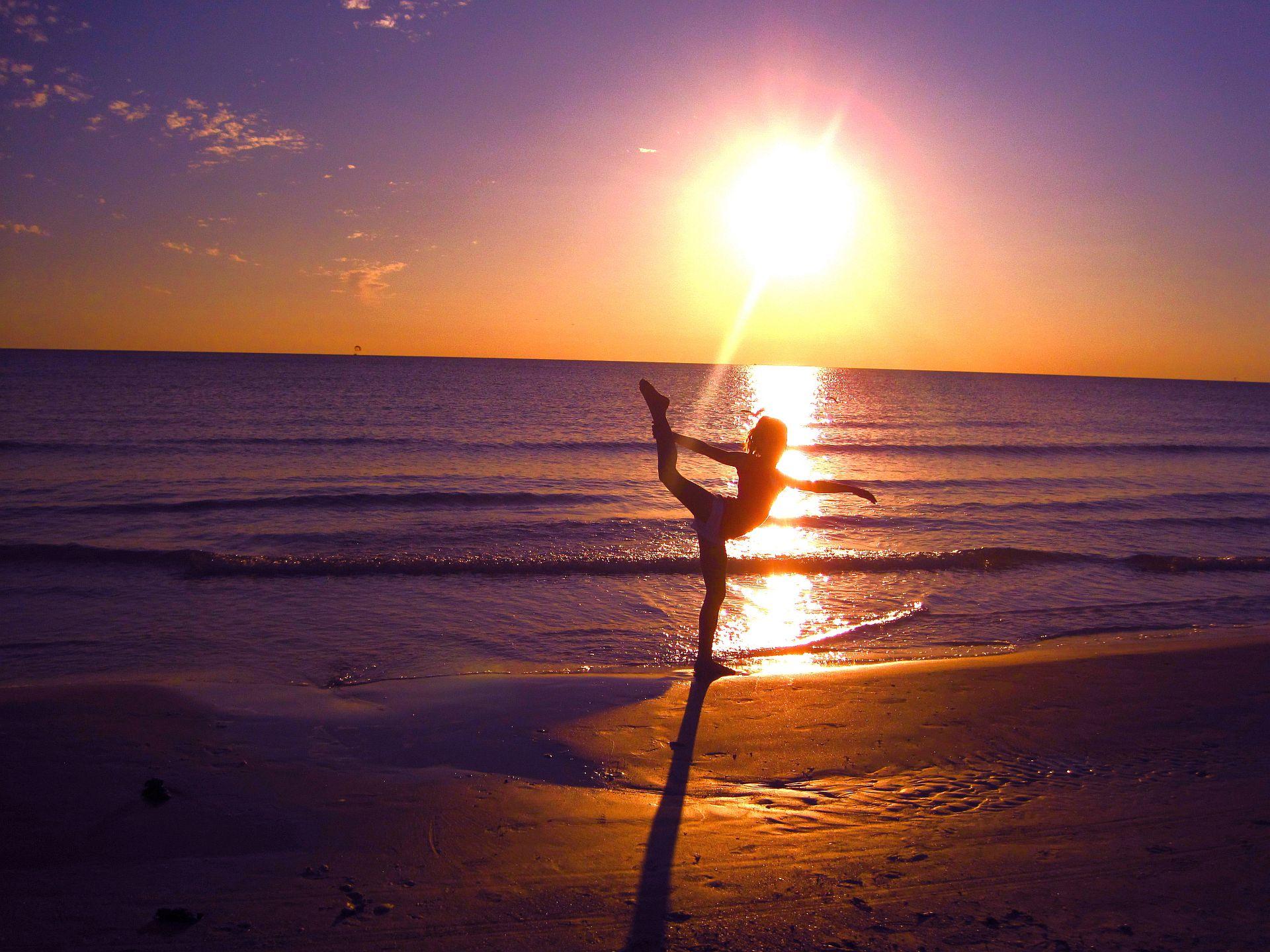 Beach Sunset Images wallpaper wallpaper hd background desktop 1920x1440