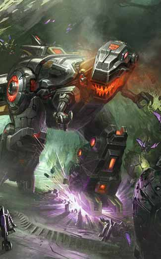 Transformers Fall of Cybertron mobile wallpaper or background 02 325x520