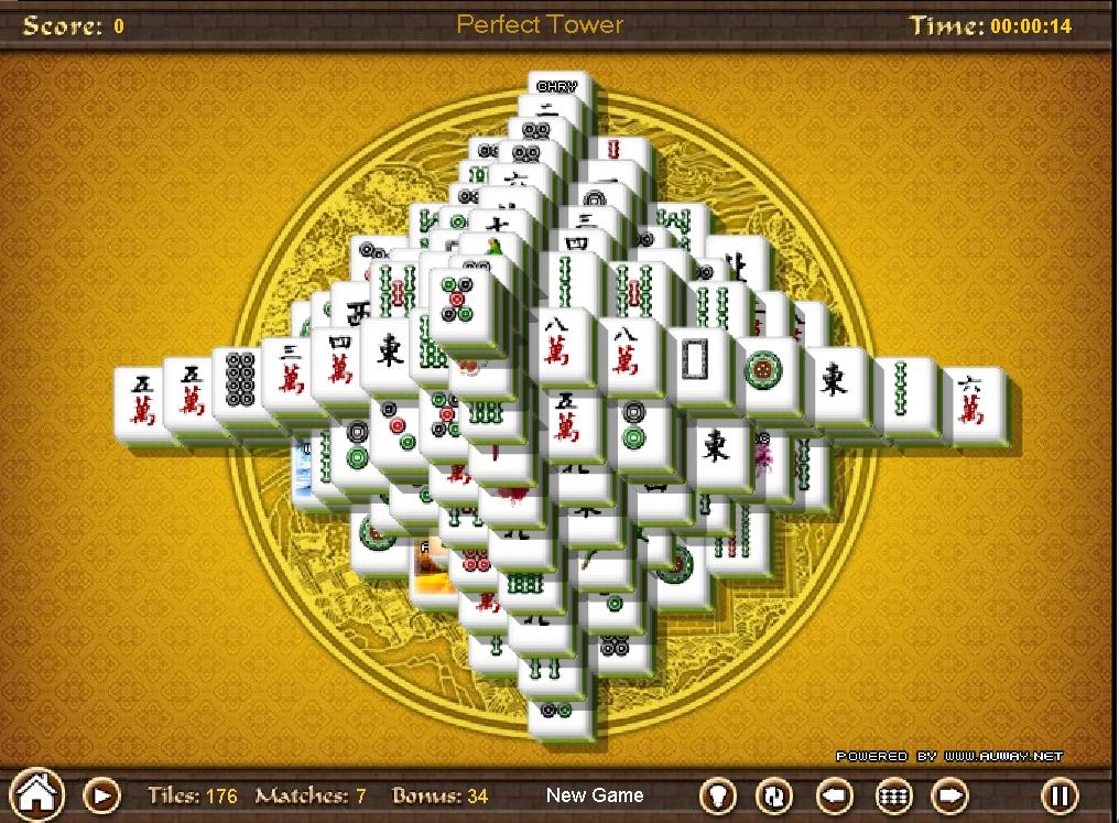 Mahjong Games Wallpaper - WallpaperSafari