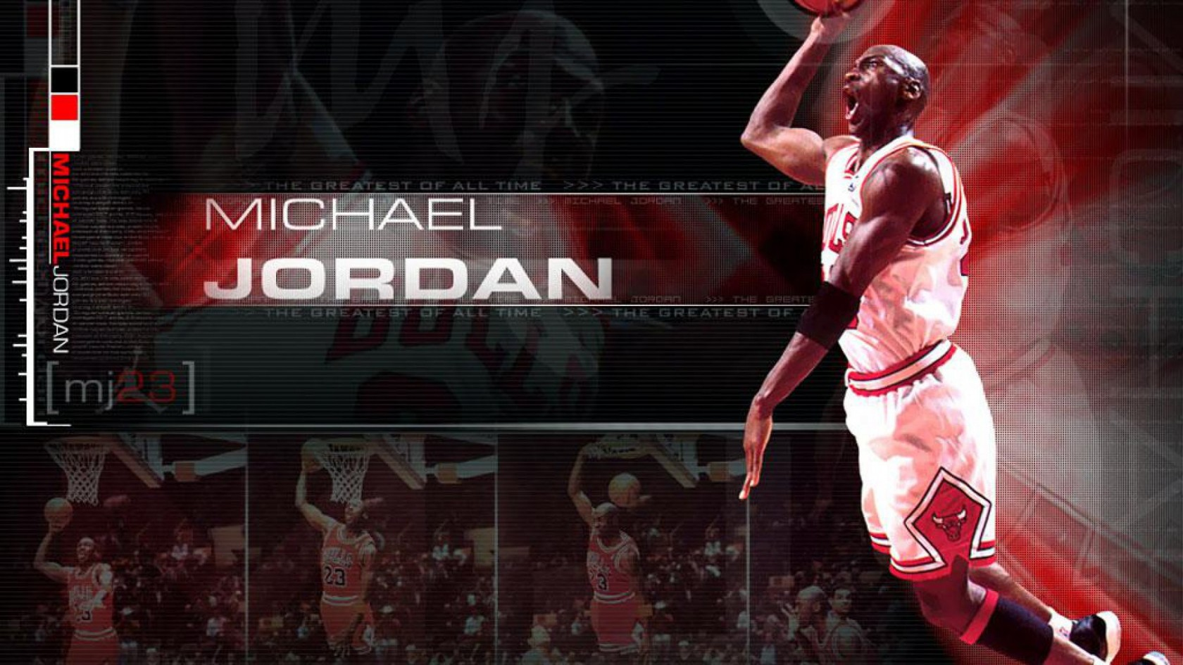 Michael Jordan Dunk 2013 HD Wallpaper of Sports 1680x945