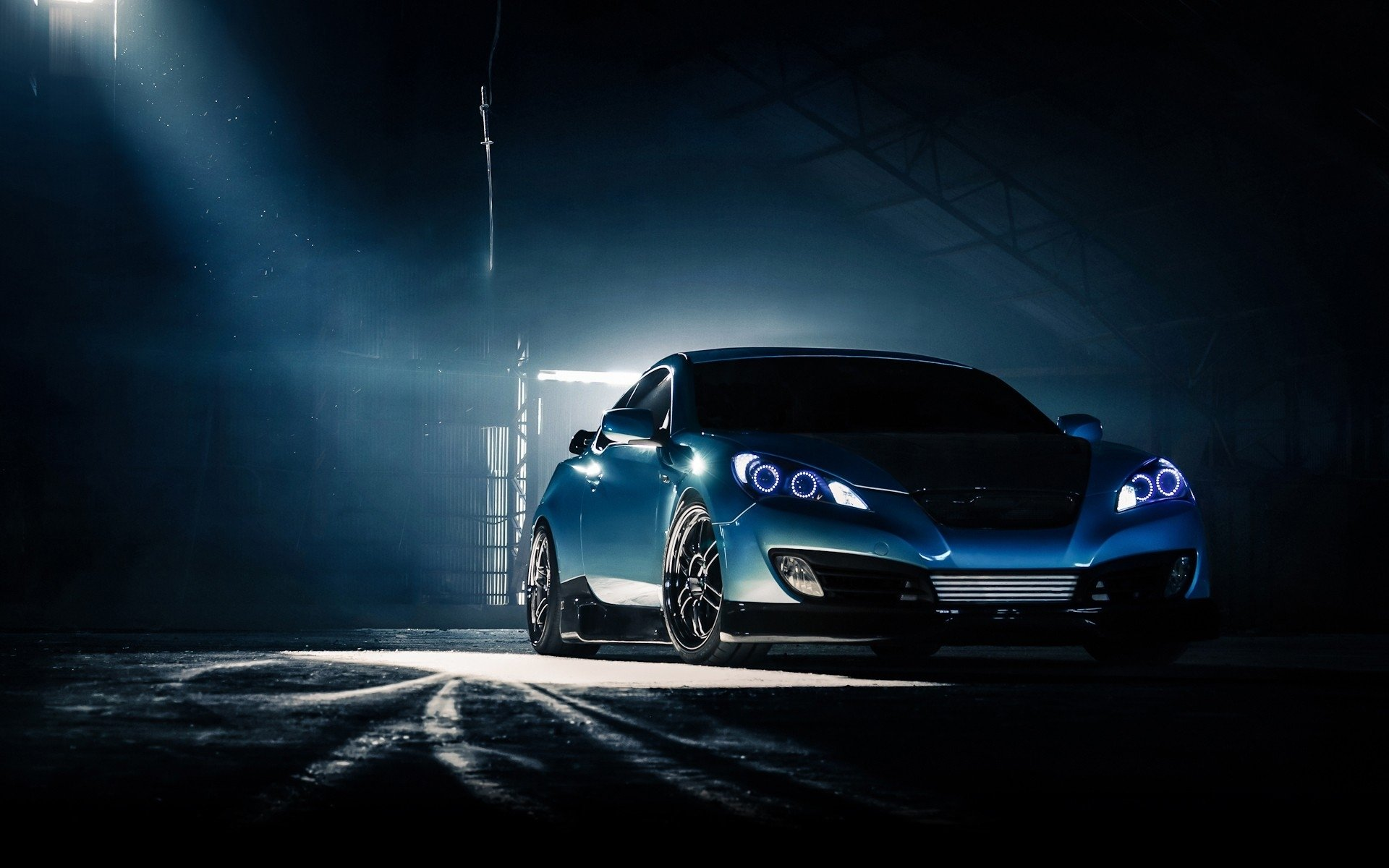 4 Hyundai Genesis Coupe HD Wallpapers Background Images 1920x1200