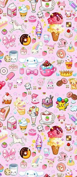 Kawaii Phone Wallpapers Wallpapersafari
