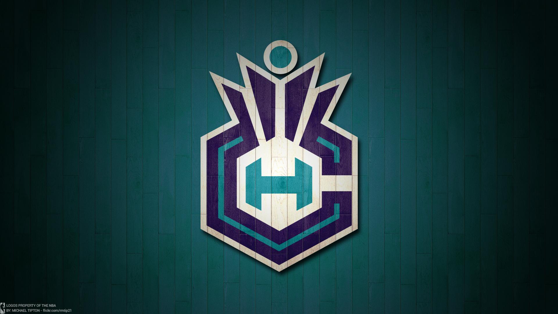 Charlotte Hornets Basketball Team HD Wallpaper Background Image 1920x1080