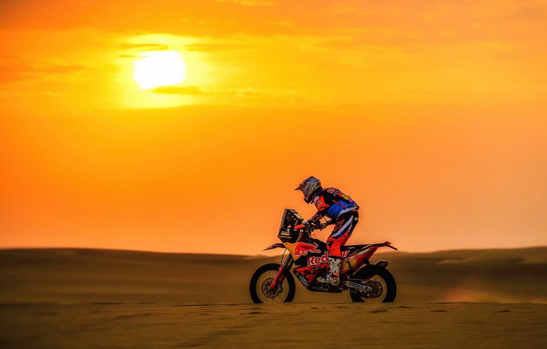Wallpaper Sunset The sun Sport Speed Motorcycle Racer Moto 1332x850