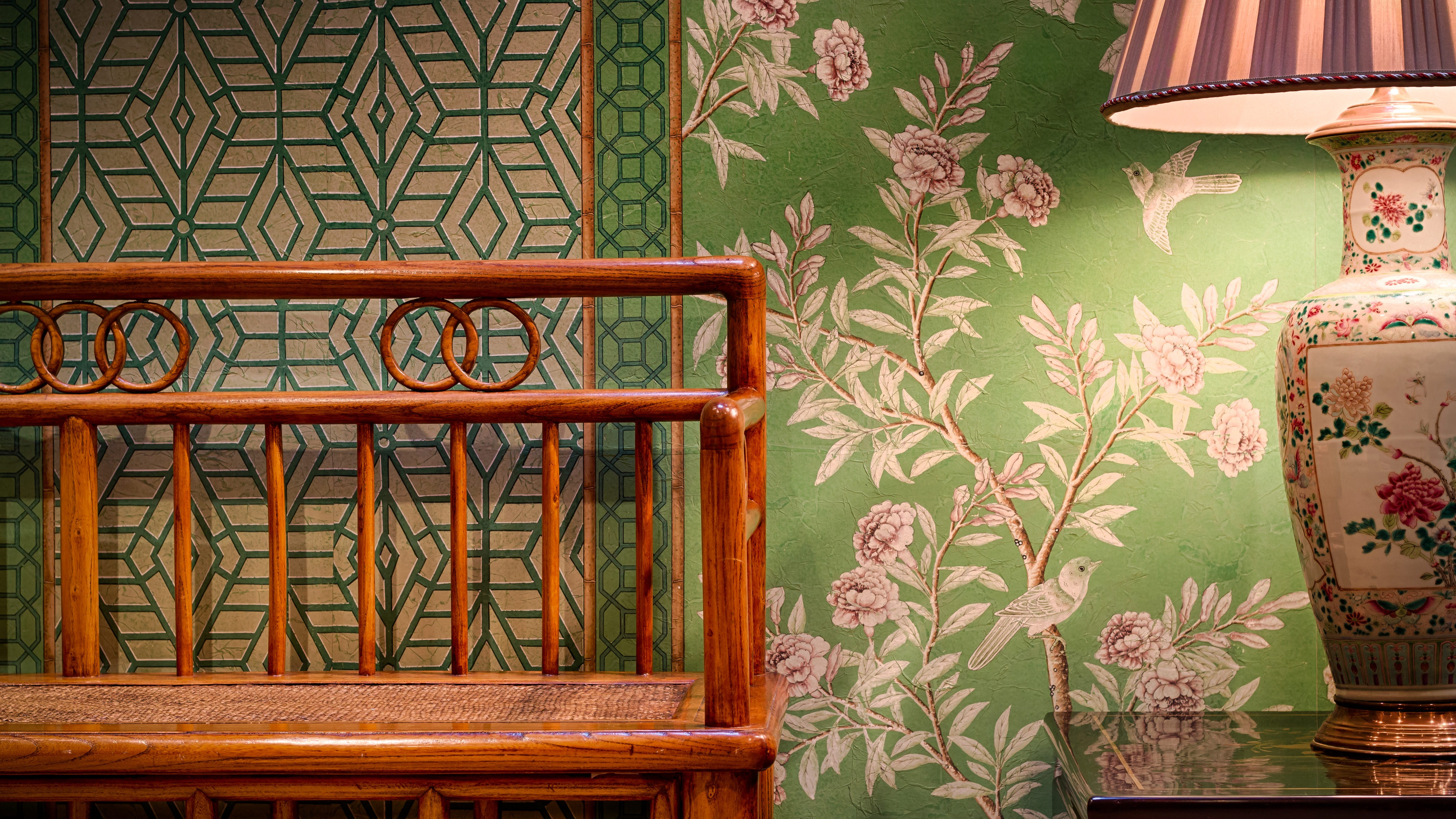 The Case for Thousand Dollar Wallpaper Architectural Digest 5167x2906