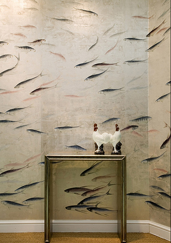 De Gournay Wallpaper 352x500