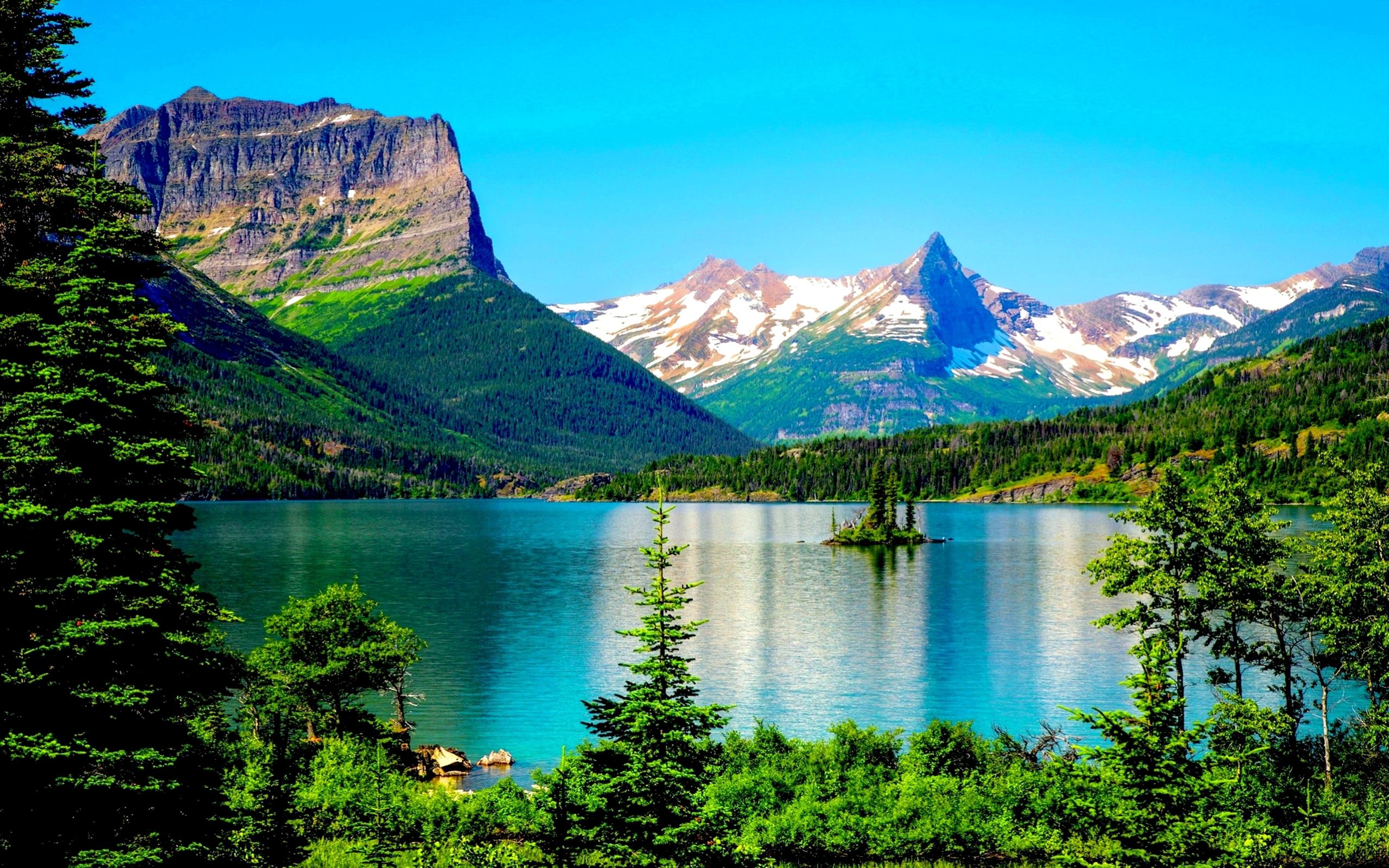 Glacier National Park Desktop Background 576217 2560x1600
