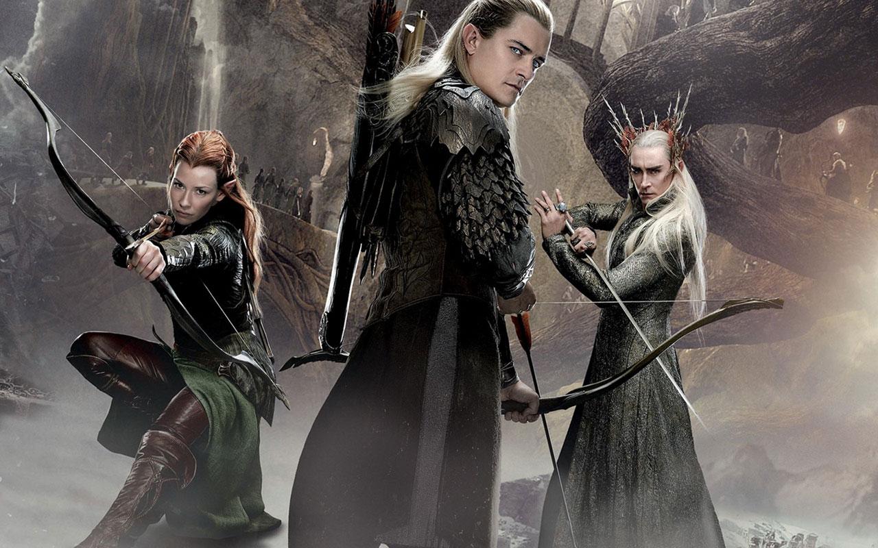 The Hobbit 2 Smaug desert movie wallpaper 3 Movie Wallpapers 1280x800