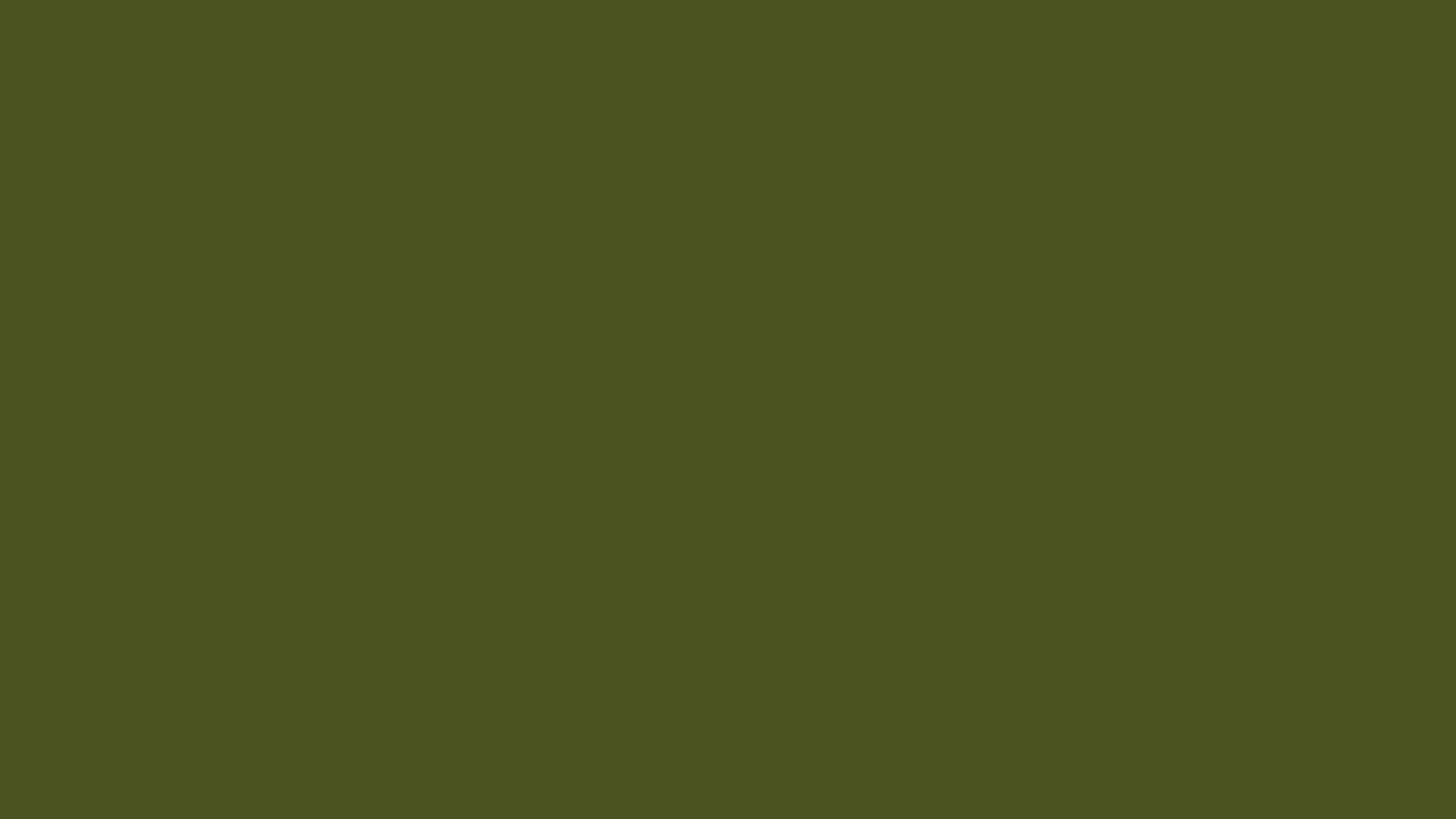 4096x2304 Army Green Solid Color Background 4096x2304