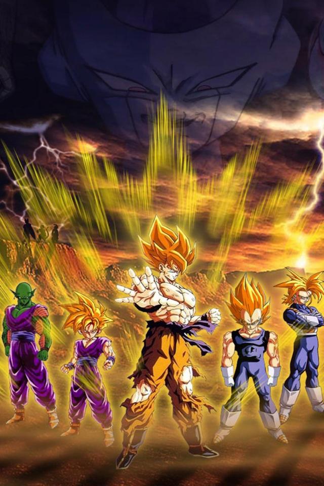 Dragon Ball Z Live Wallpaper Wallpapersafari
