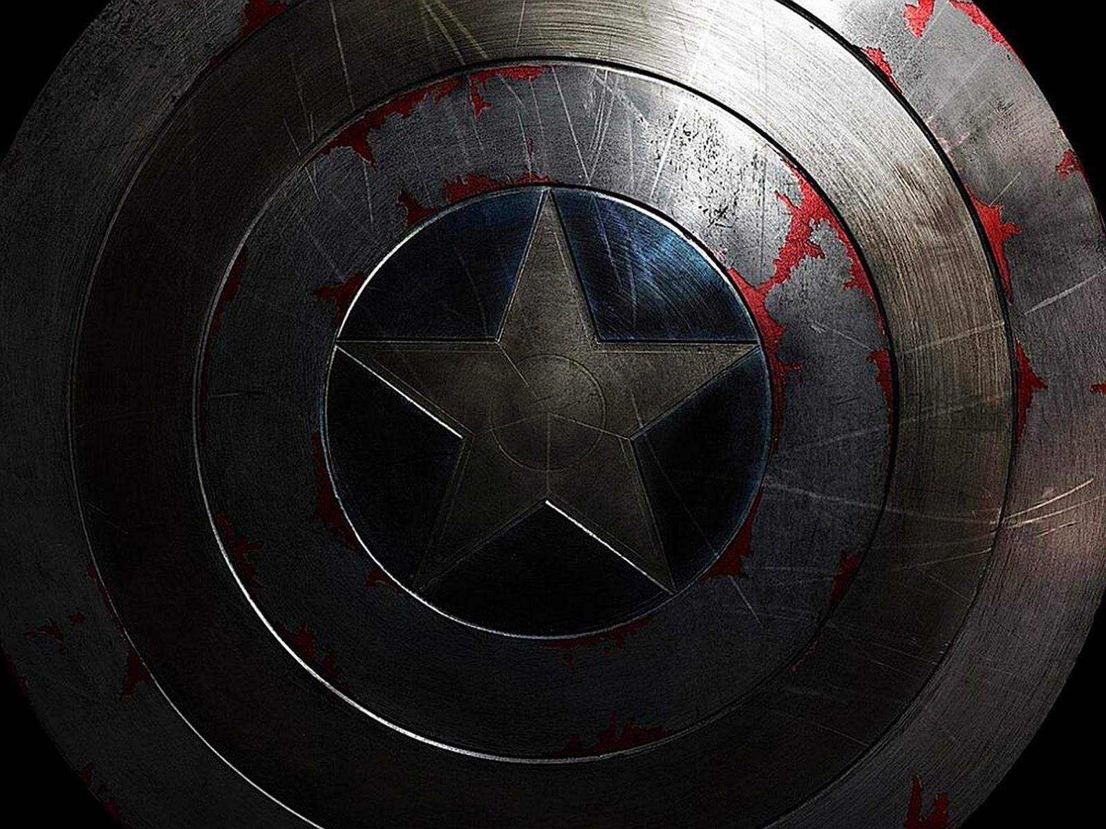 captain america 2 the winter soldier star shield 2014 marvel movie hd 1600x1200