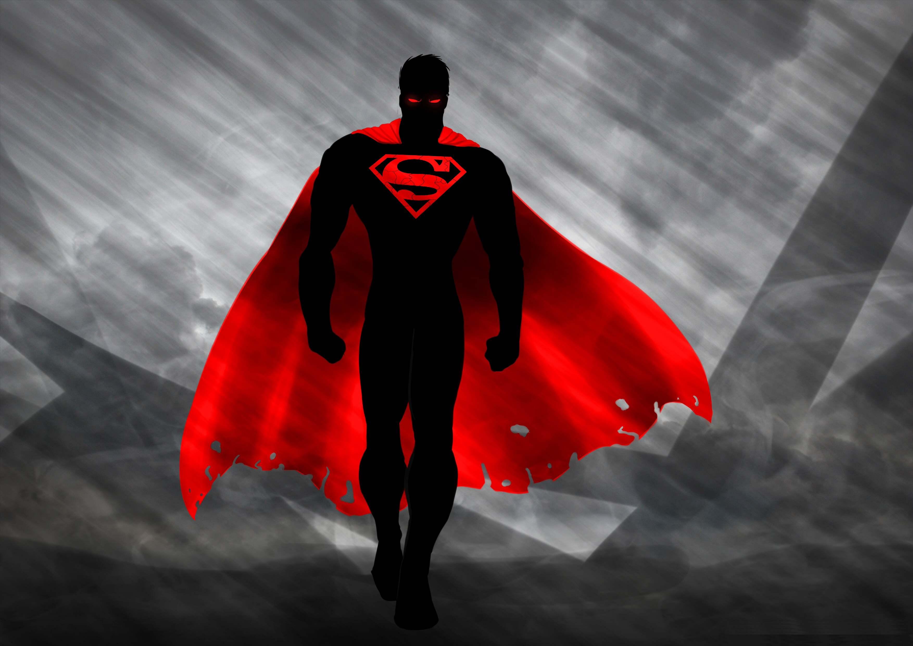 Superhero Wallpaper HD 3507x2480