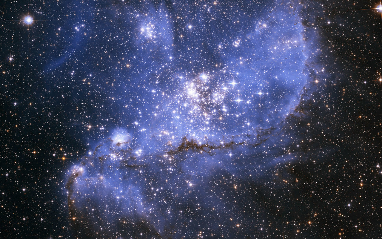 stars in space 1280x800