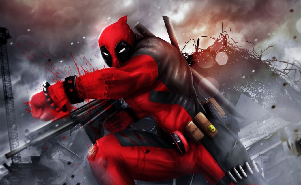 Deadpool Wallpaper HD 1080p WLI01 Wallpaper 1249x768