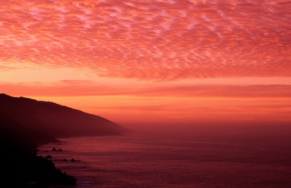 Sea sunset sky clouds horizon wallpaper   ForWallpapercom 936x606