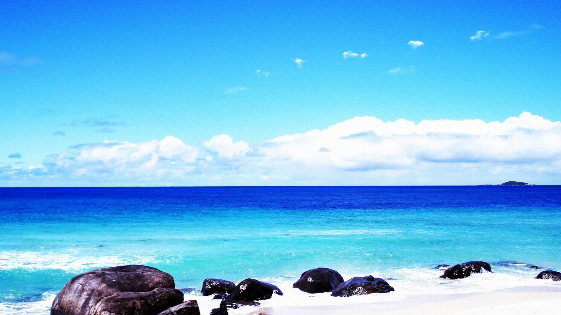 Beautiful Australia Beach Widescreen High Definition 1920x1080