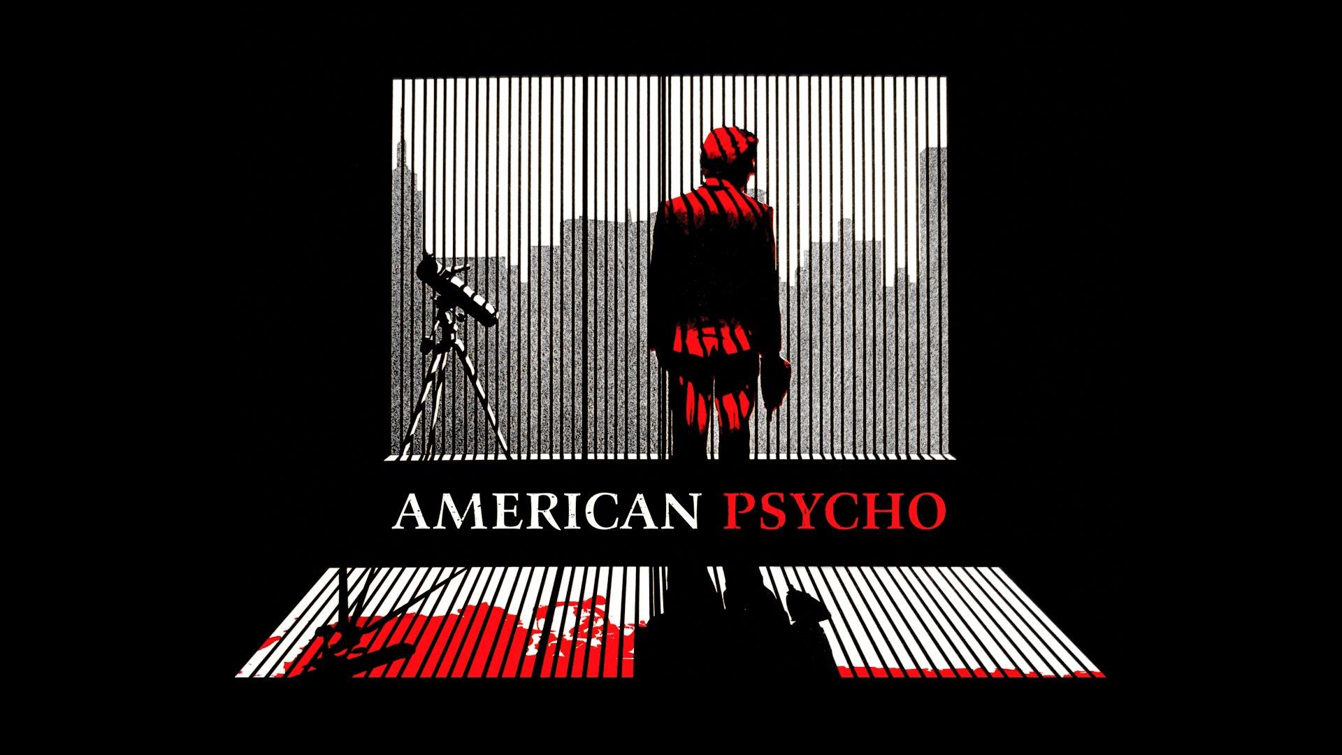 American psycho wallpaper 1920x1080 426377 WallpaperUP 1920x1080