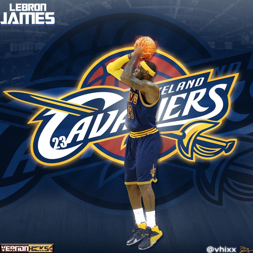 LeBron James 2015 Cavs Wallpaper - WallpaperSafari