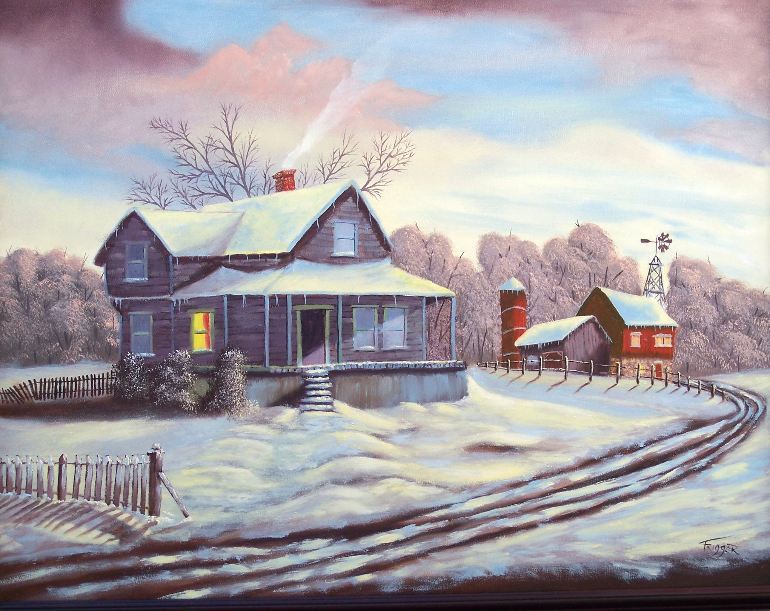 Country Winter 2579x2046
