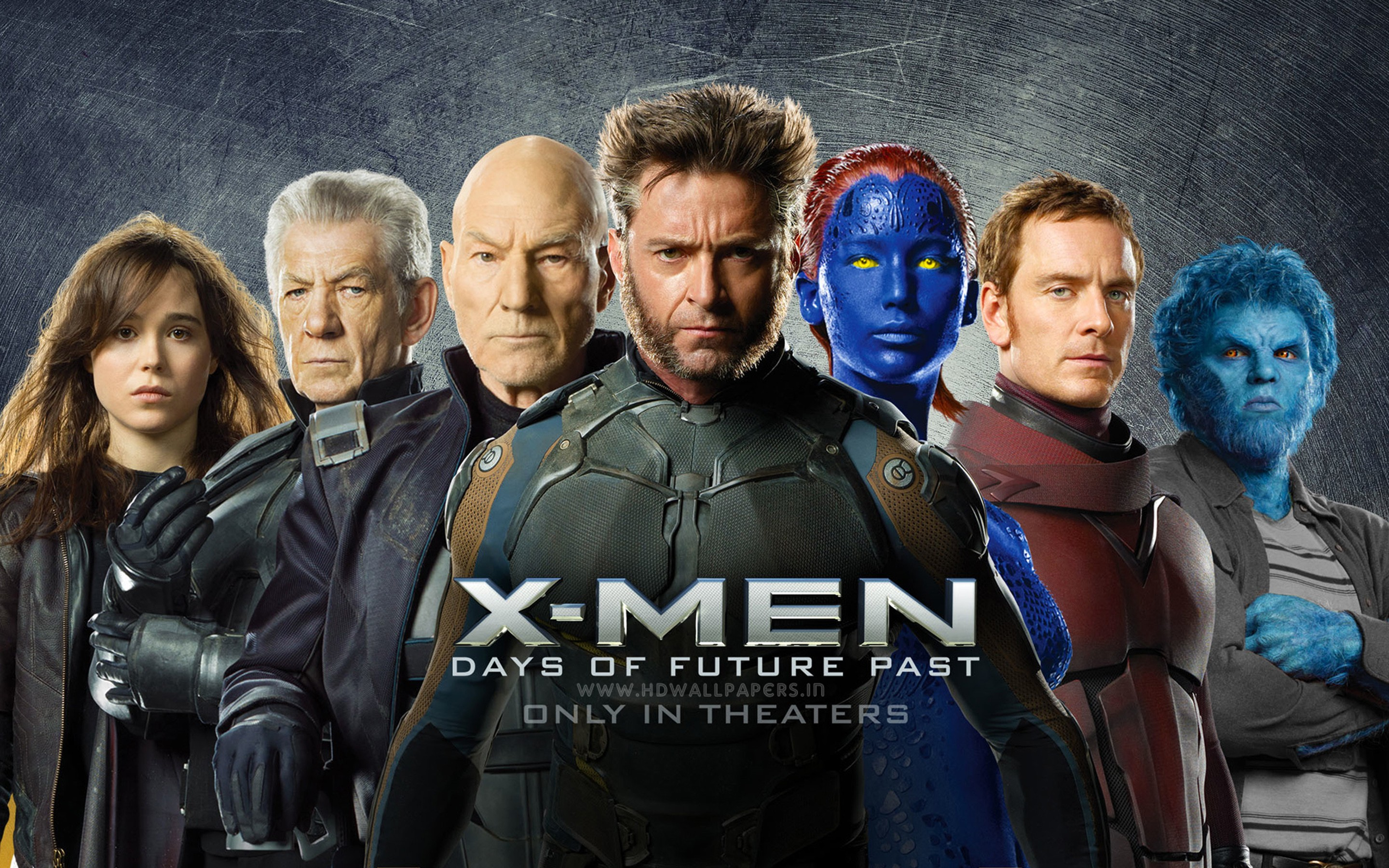 X Men Days of Future Past 2014 Photo Wallpapers   New HD 2880x1800