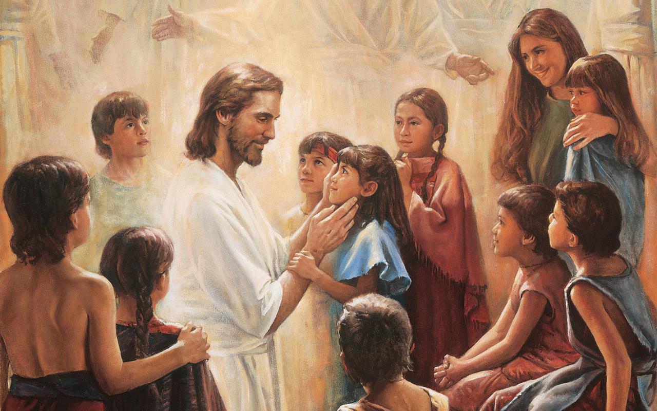 Jesus Christ 1280x800