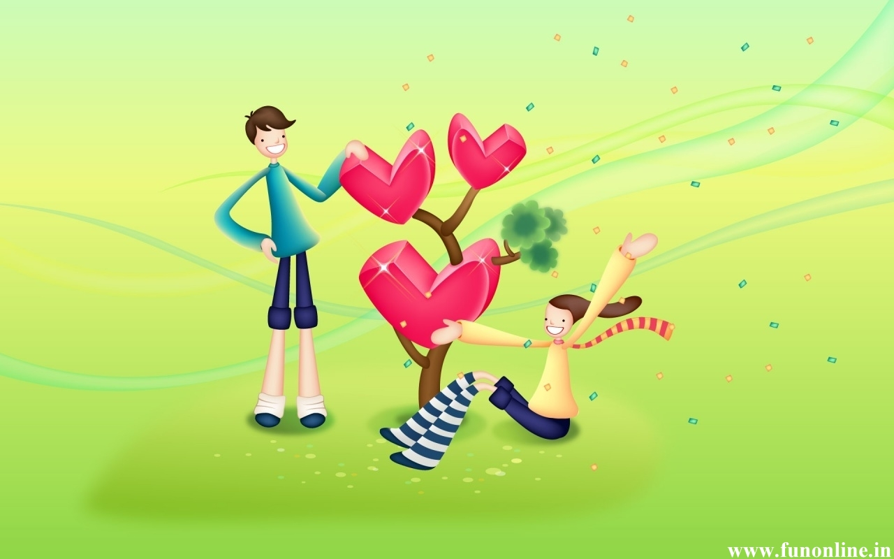 Animated Love Wallpapers Cute and Pretty Animated Love HD Wallpapers 1280x800