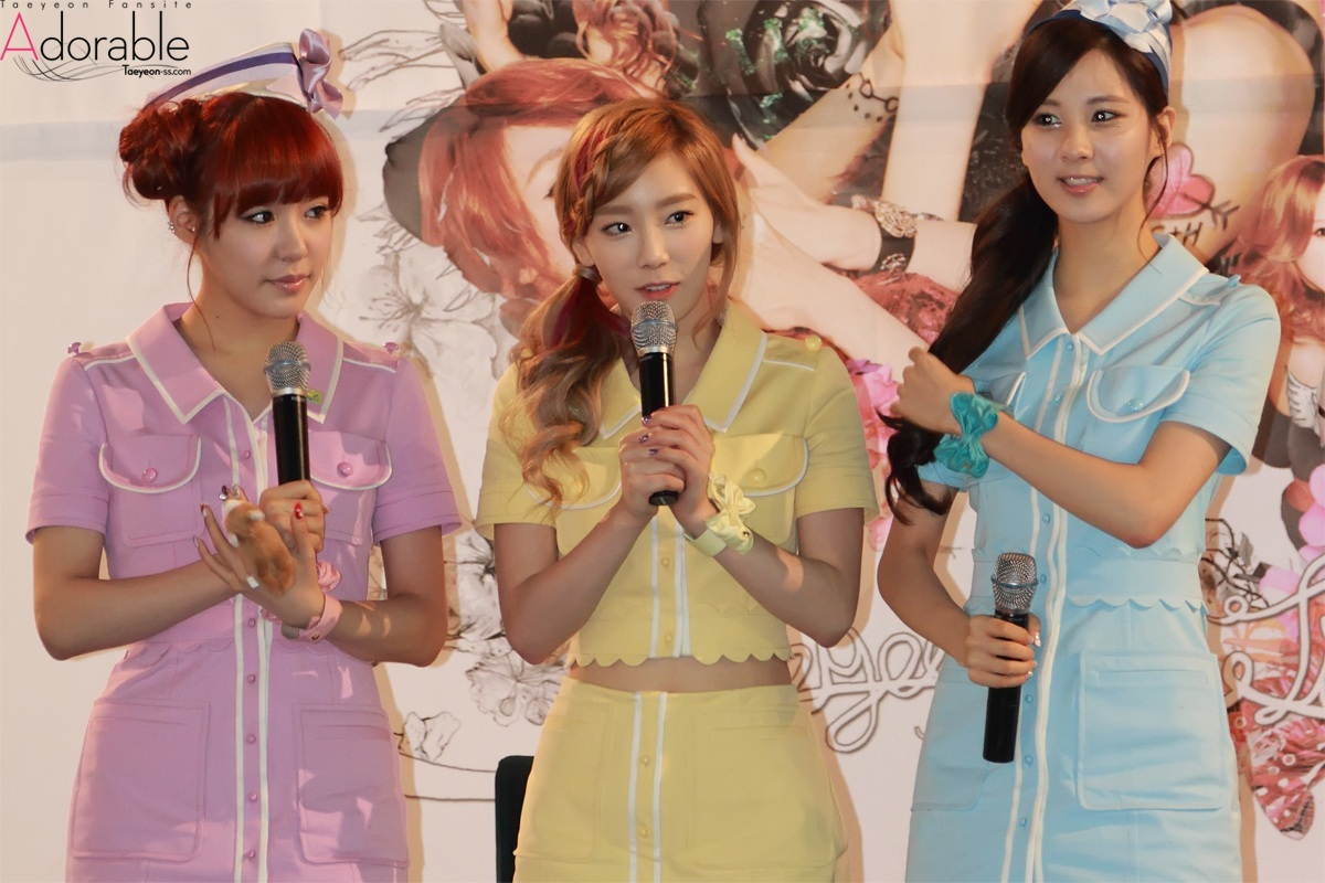 Taetiseo Tts Girls Generation Snsd Photo Shared By Oralee Fans 1200x800