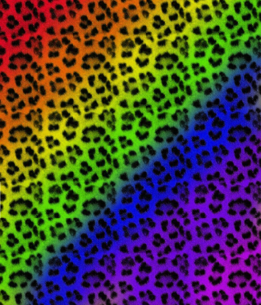 Rainbow Animal Print Twitter Background Funny Wallpapers   Doblelol 876x1024
