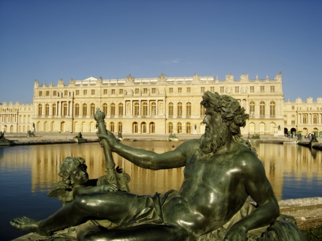 Palace of Versailles 8 HD Wallpaper Landmarks Wallpapers 1024x768