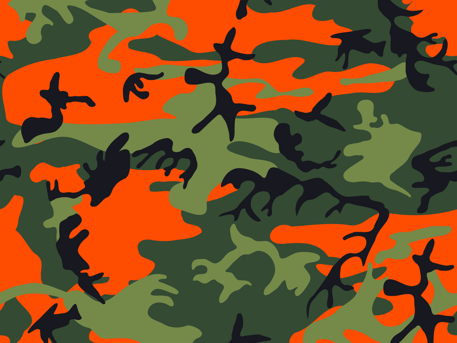 Camouflage Backgrounds 1600x1200