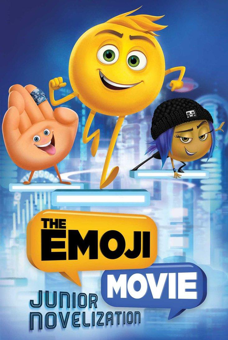 The Emoji Movie Book by LOLDisney 733x1090