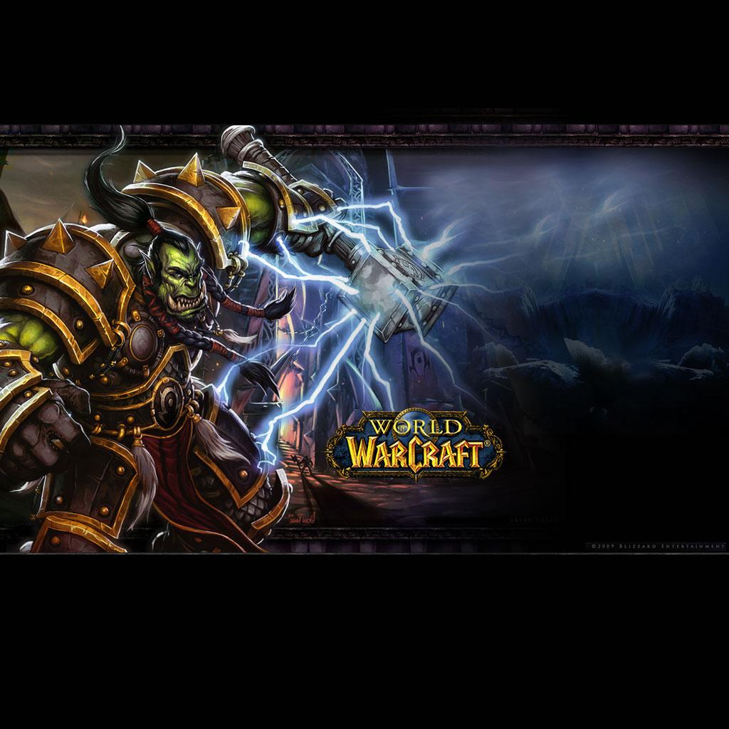 World of Warcraft iPad Wallpaper   Download iPad wallpapers 1024x1024