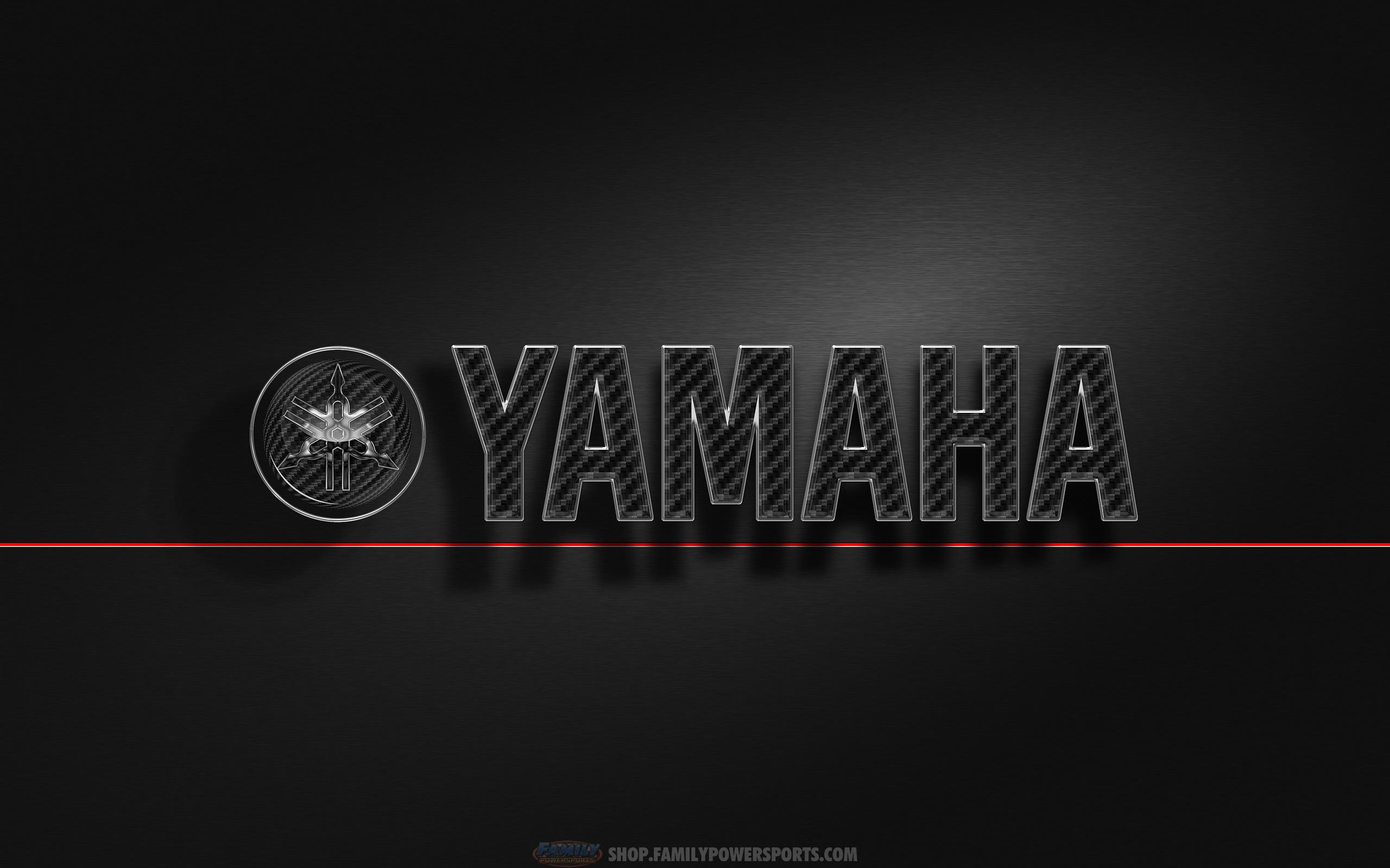 Download Yamaha Logo HD Wallpaper 2757 Full Size 2560x1600