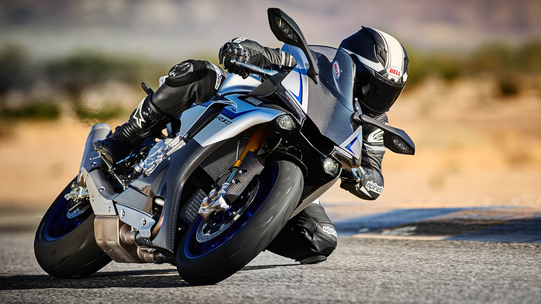 2016 Yamaha YZF R1 Wallpapers Turn 3000x1688