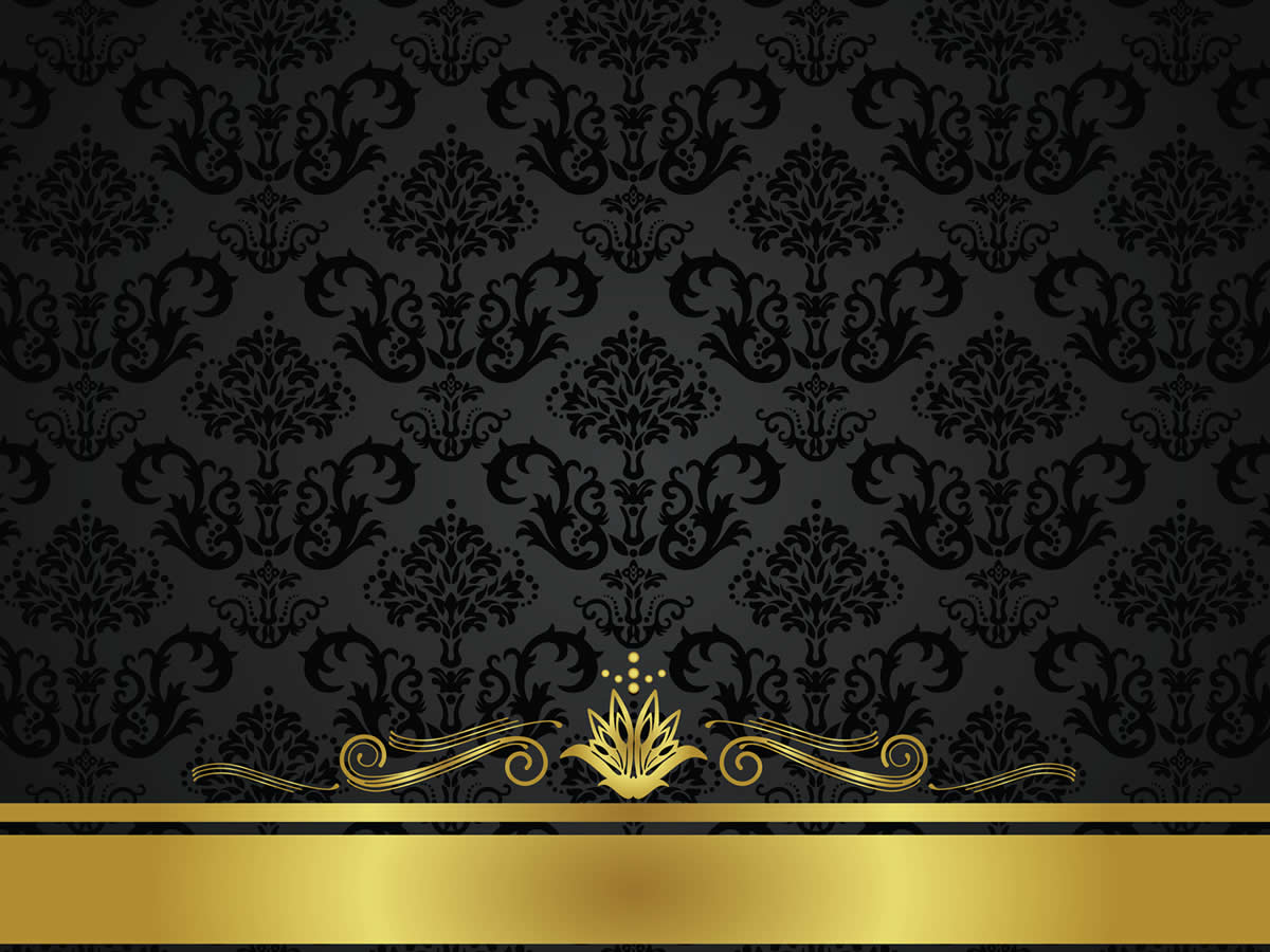 Gold And Black Backgrounds The Art Mad Wallpapers 1200x900