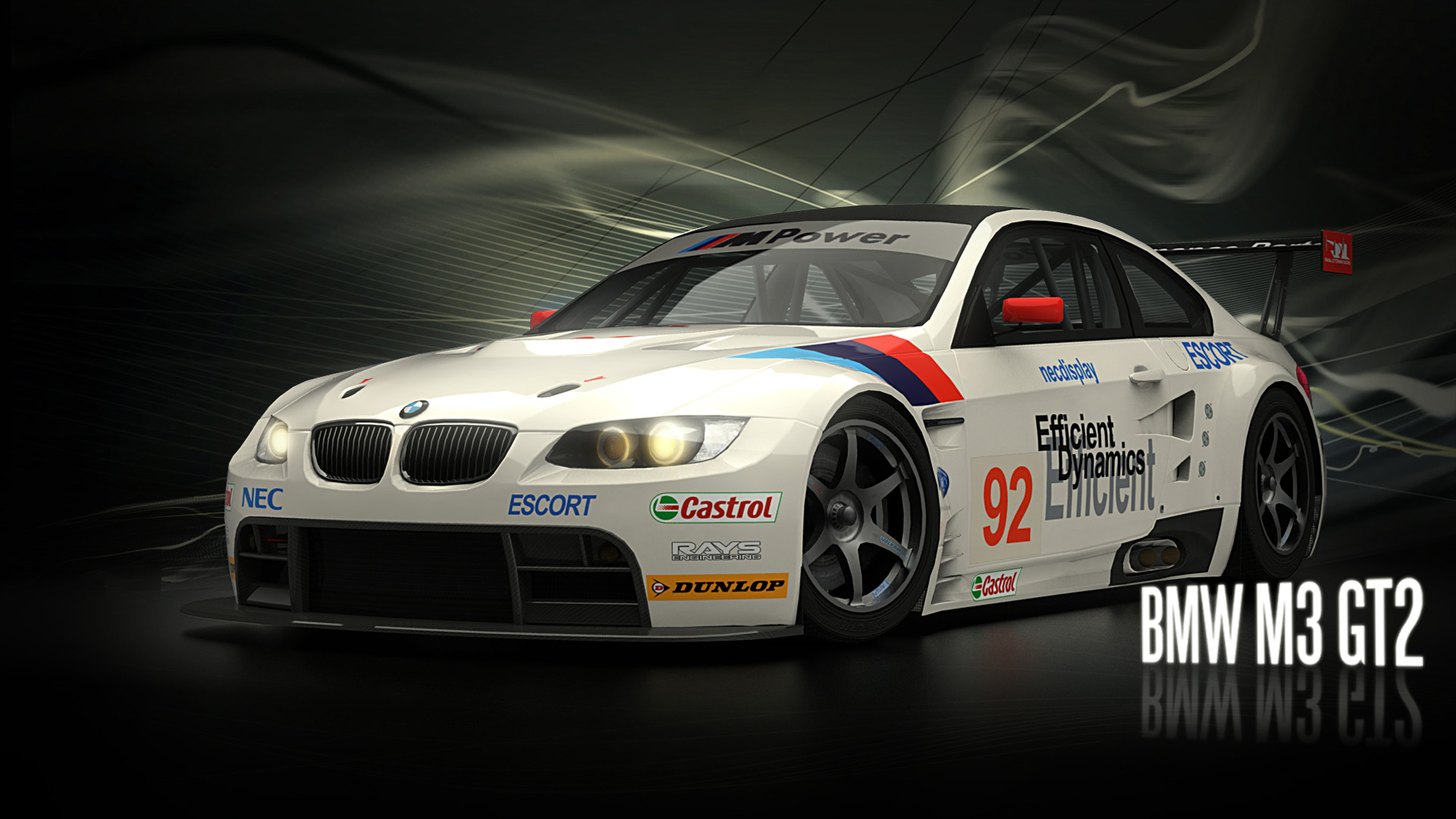 BMW M3 GT2 Sport Wallpapers HD Wallpapers 1920x1080