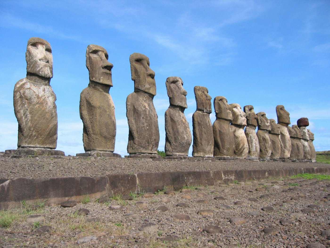 Easter Island 1400x1050 WallpapersEaster Island 1400x1050 Wallpapers 1400x1050